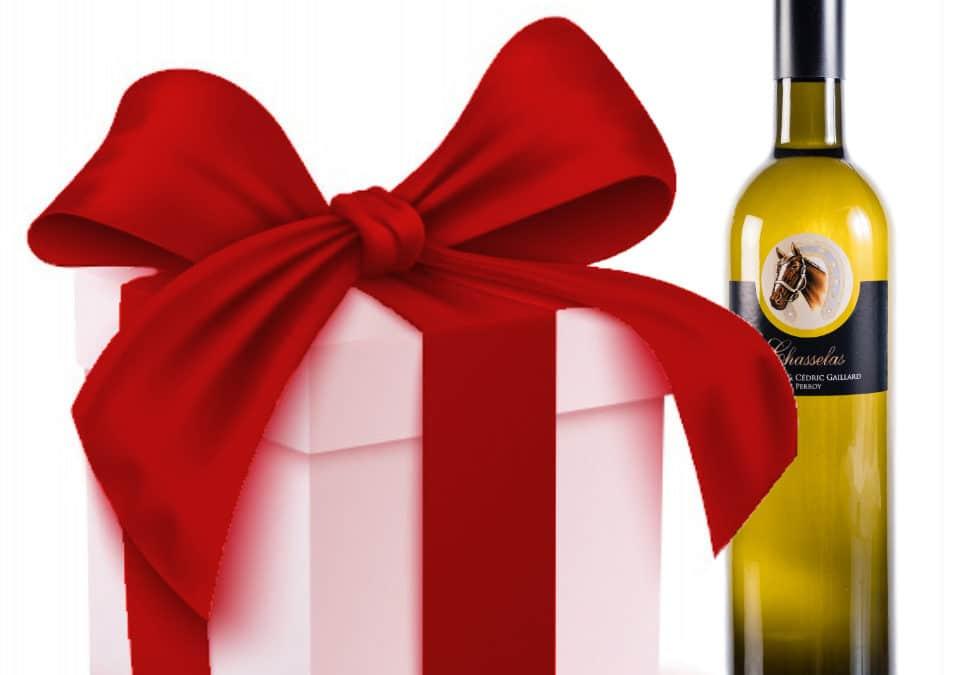 Promo pour les fêtes : -10 % sur les vins